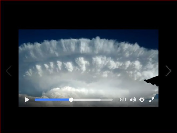 cloud, anvil cloud, anvil cloud argentina, anvil cloud argentina video, anvil cloud argentina october 2016