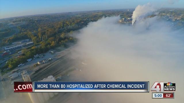 atchison chemical leak, atchison chemical leak video, atchison chemical leak pictures, atchison kansas chemical leak