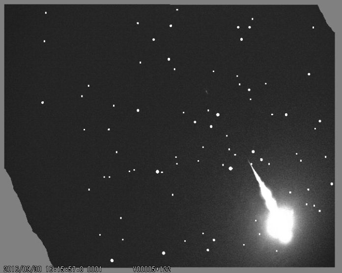 meteor abu dhabi, meteorite abu dhabi