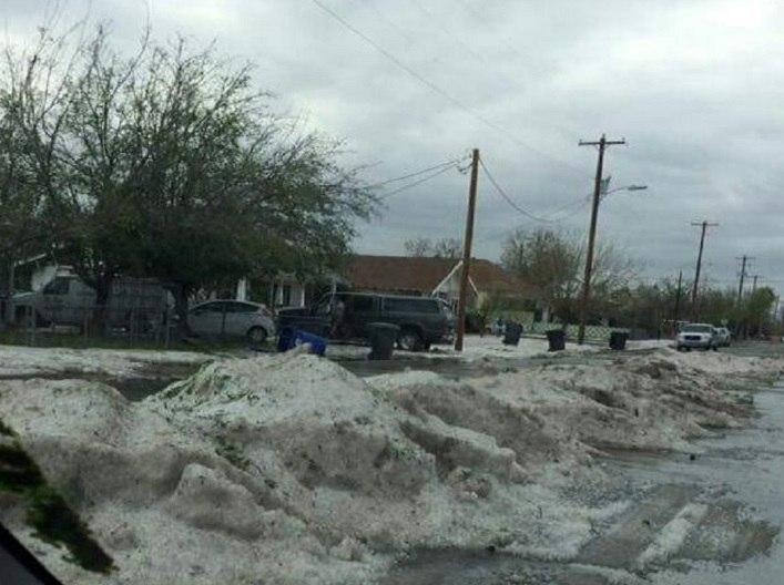 safford hail, arizona storm, safford hailstorm, unusual storm safford arizona, deluge of hail safford