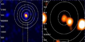 source mysterious space signals hidden galaxies