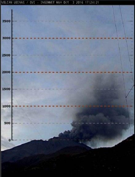 ubinas volcano eruption, peru volcano eruption, ubinas volcano eruption peru, ubinas volcano eruption video