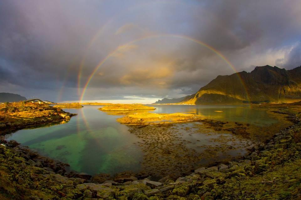 quadruple rainbow, quadruple rainbow picture, quadruple rainbow norway, quadruple rainbow new zealand, unusual multiple rainbow, multiple bows, mysterious rainbows, picture of multiple rainbows,  reflecting rainbows, strange rainbows, mysterious reflection bows