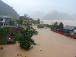 vietnam floods, vietnam monsoon, vietnam flooding