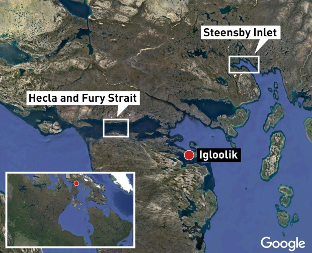 mysterious sound nunavut, mysterious sound inuit, Mysterious 'ping' sound from sea floor baffles Igloolik, humming noise canada, strange sound from sea bed canada, canda strange sounds from sea bed