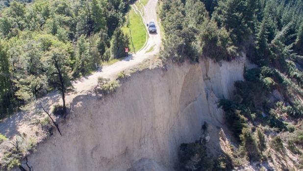 nuovo sisma canyon Nuova Zelanda, nuovo canyon nuovo terremoto Zelanda, nuovo canyon nuovo video Zelanda terremoto, nuove nuove immagini canyon Zelanda terremoto