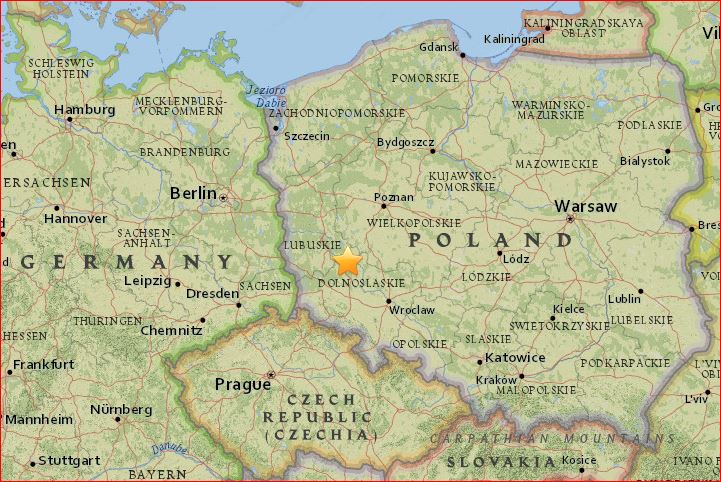 poland earthquake, poland earthquake november 29, deadly earthquake poland november 2016