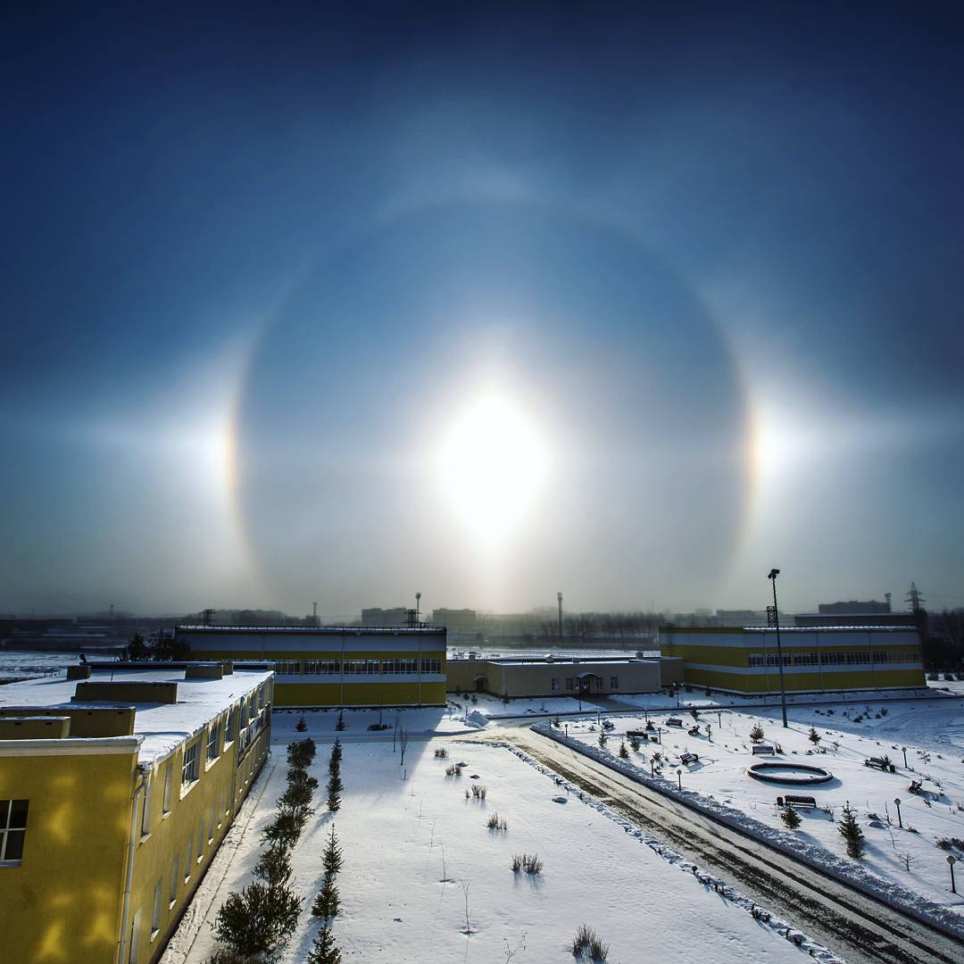 sundogs russia 2016, sundogs, sundogs 2016, sundogs russia november 2016, sundogs blizzard russia november 2016