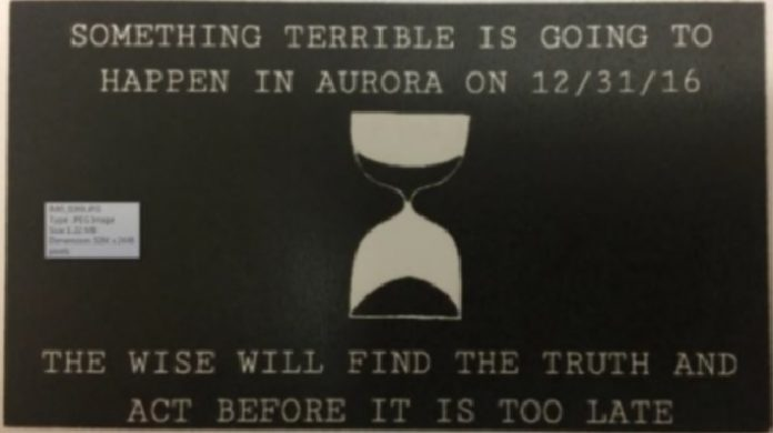 Something Terrible is Going to Happen: Police Investigate After Cards Found on Hundreds of Cars in Chicago Suburbs, mysterious threat cards car chicago, chicago threat cards car, car threat cars chicago, aurora chicago threat cards