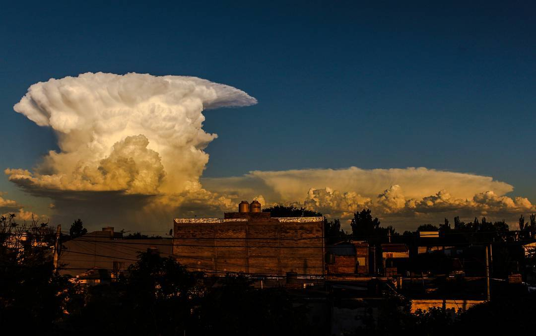 anvil cloud, anvil cloud argentina, anvil cloud december 2016, anvil cloud argentina december 2016, anvil cumunolimbus clouds