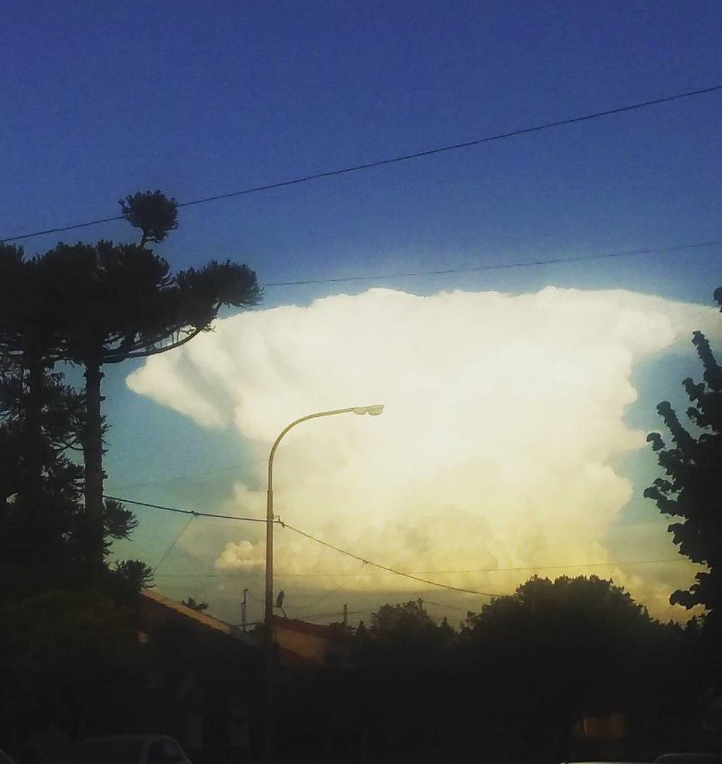 anvil cloud, anvil cloud argentina, anvil cloud december 2016, anvil cloud argentina december 2016, anvil cumunolimbus clouds