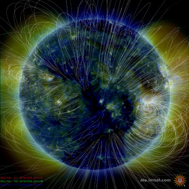 coronal hole december 2016, coronal hole december 6 2016, geomagnetic storm, coronal hole december 2016 video, geomagnetic storm december 6 2016 video