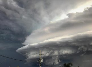 queensland storm, major storm queensland storm, queensland hailstorm, queensland storm december 1 2016, queensland storm pictures