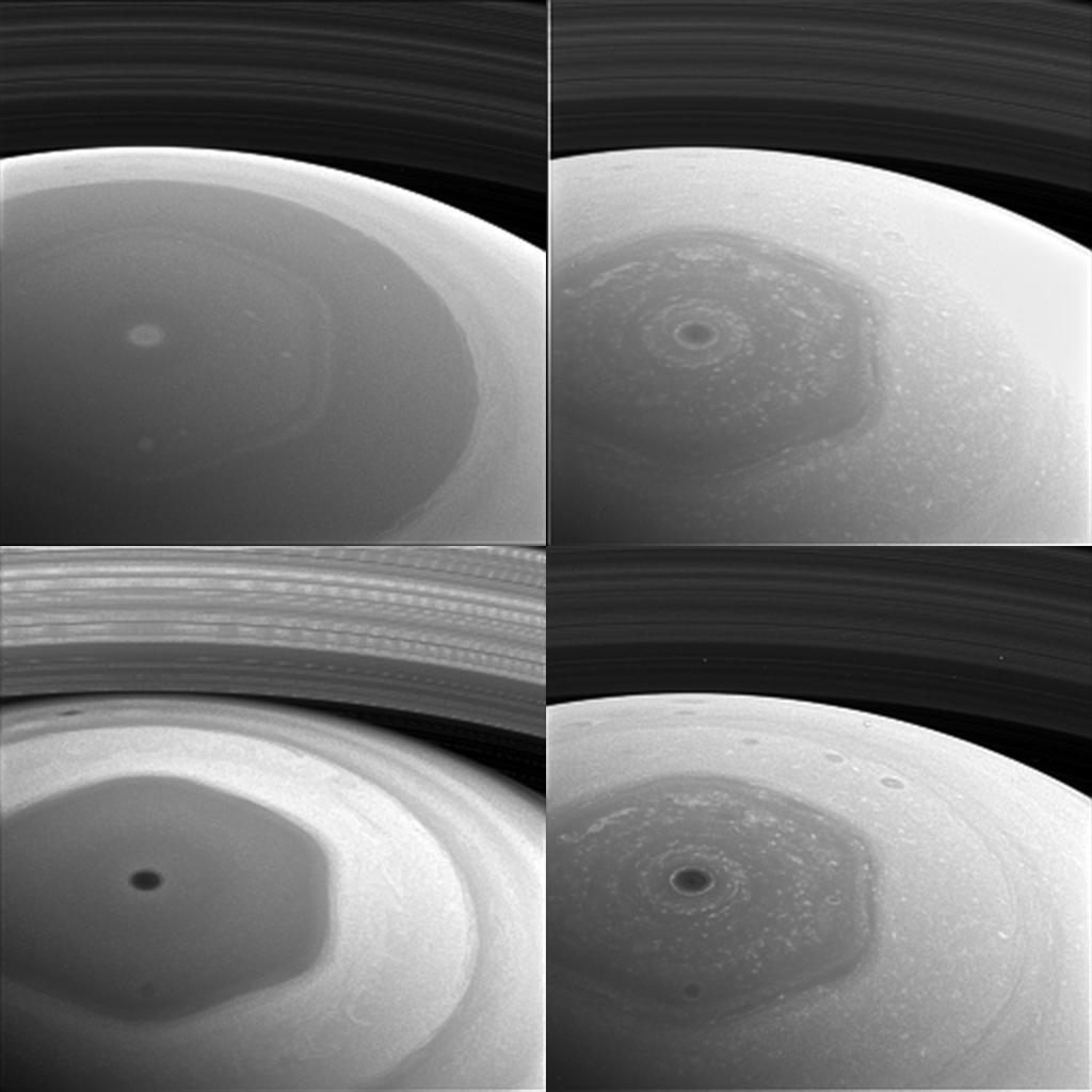 saturn storm cassini december 2016, saturn pictures december 2016, saturn cassini dec 2016 picture, new pictures of saturn by cassini, cassini saturn pictures