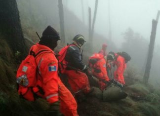 Six dead at Acatenango volcano, The Acatenango and Fuego volcanoes in Guatemala death at Acatenango volcano, Acatenango volcano hikers dead