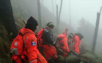 Six dead at Acatenango volcano, The Acatenango and Fuego volcanoes in Guatemala death at Acatenango volcano, Acatenango volcano hikers dead