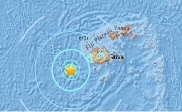 earthquake fiji, earthquake fiji january 14 2017, earthquake fiji january 2017, strong earthquake fiji