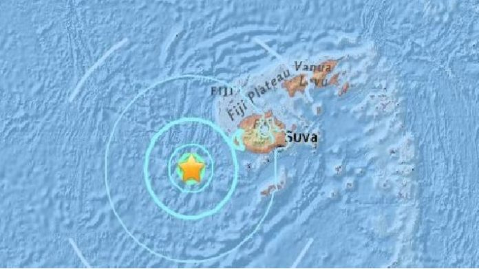 earthquake fiji, earthquake fiji january 14 2017, earthquake fiji january 2017, strong earthquake fiji