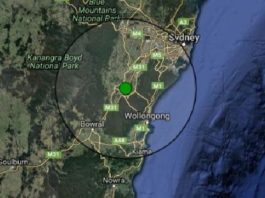 earthquake sydney, earthquake sydney 2017, earthquake sydney australia, earthquake sydney january 2017