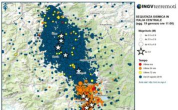 italy earthquake, earthquake italy, italy earthquake swarm, central italy earthquake, earthquake central italy