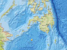 philippines earthquake 2017, philippines M7.3 earthquake january 2017, philippines M7.3 earthquake january 10 2017, philippines M7.3 earthquake january 2017 map