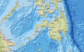 philippines earthquake 2017, philippines M7.3 earthquake january 2017, philippines M7.3 earthquake january 10 2017, philippines M7.3 earthquake january 2017 map