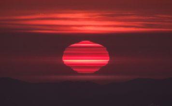 tulip sun, best sun picture, sun picture, amazing sun picture, Freaky tulip sun photographed in the Atacama desert by Yuri Beletsky on January 18, 2017 in Chile, amazing sun picture