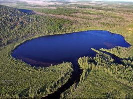 tunguska, lake cheko, tunguska lake cheko, tunguska lake cheko jnaury 2017, lake cheko not created by tunguska event, Was Lake Cheko formed from the exploding Tunguska meteorite?
