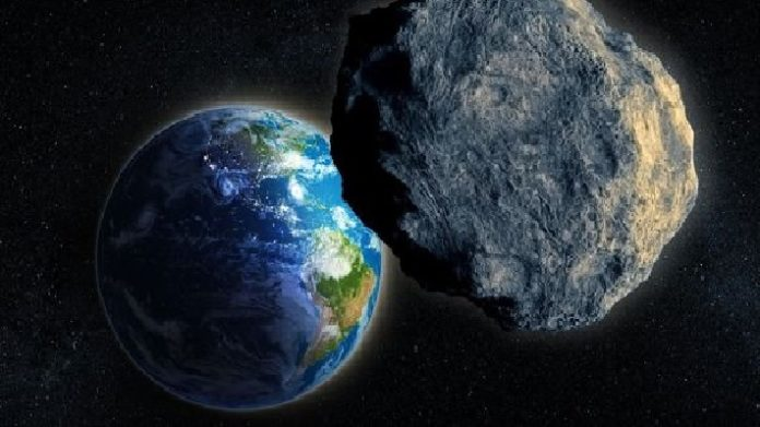 two asteroids heading toward Earth, nasa asteroid, neo, near earth object, Two space rocks are currently heading towards Earth: One is an Comet, the other one is an unknown object