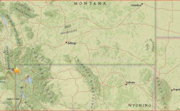 west yellowstone earthquake, west yellowstone earthquake januyry 2017, yellowstone quake, yellowstone earthquake january 2017