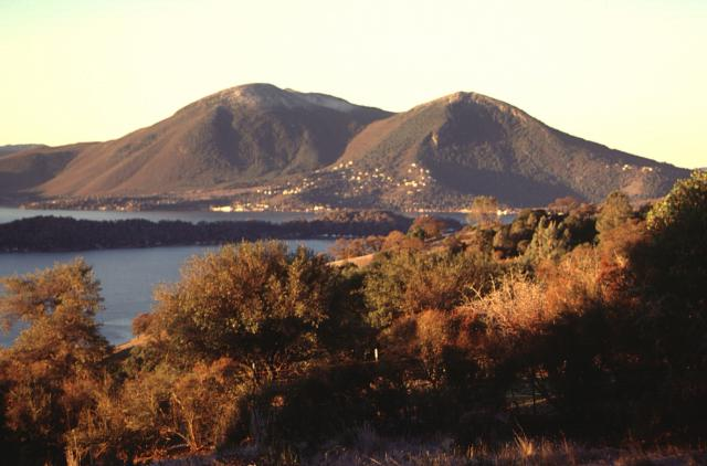 Clear Lake Volcanic Field