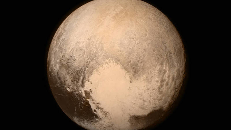 The Biggest Heart in the Solar System Has an Incredible Origin, The Biggest Heart in the Solar System Has an Incredible Origin pluto, the biggest heart in the solar system is on pluto, pluto heart, heat on pluto