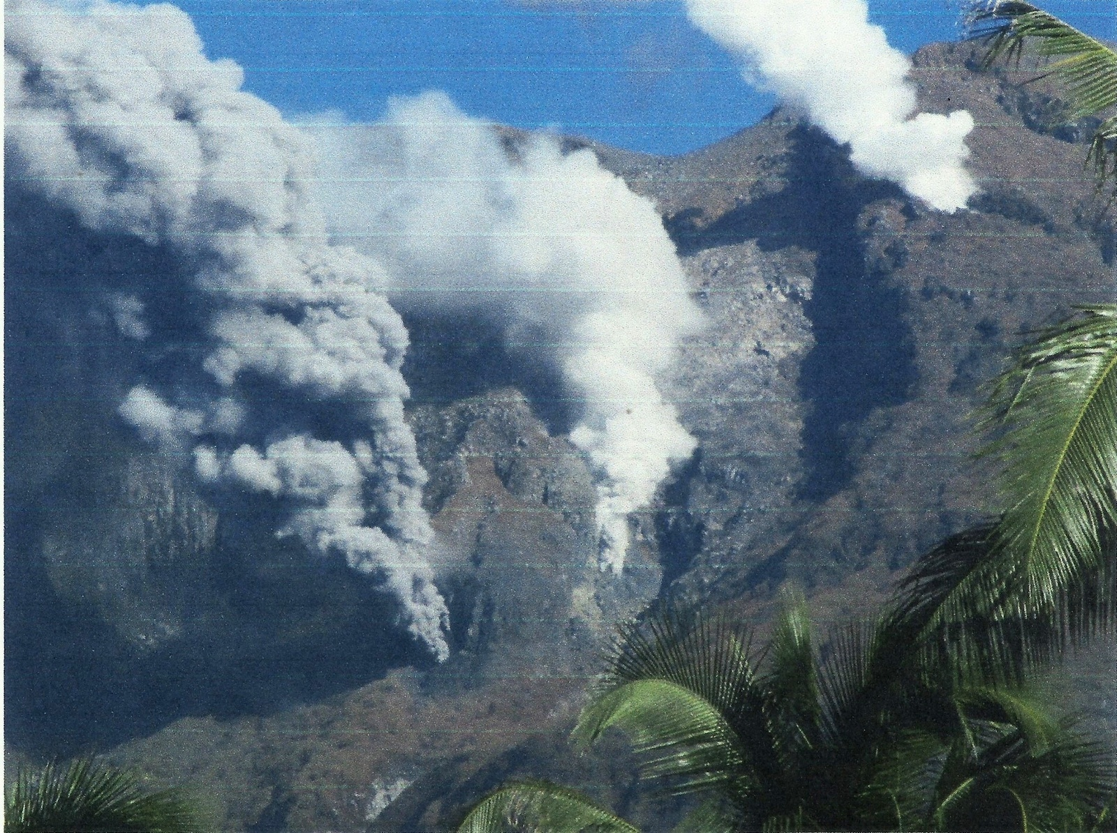 Alert level raised at Bulusan and kanlaon volcanoes after anomalous activity is confirmed at both volcanoes in the Philippines.