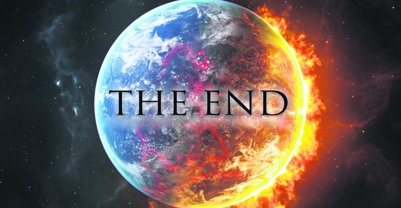 Terrifying scientific report details how the world ends, Terrifying scientific report details how the world will end, Existential Risk, end of the world, end of the world report february 2017, scientific report end of the world february 2017