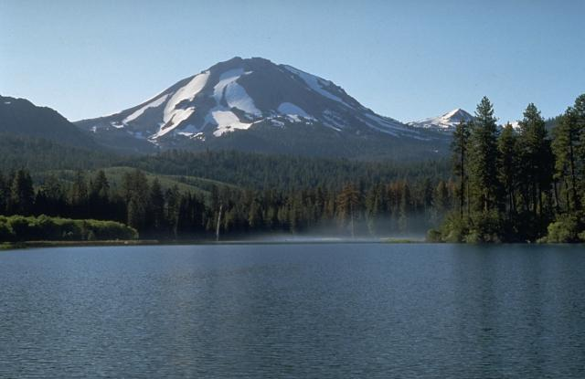 Lassen Volcanic Center