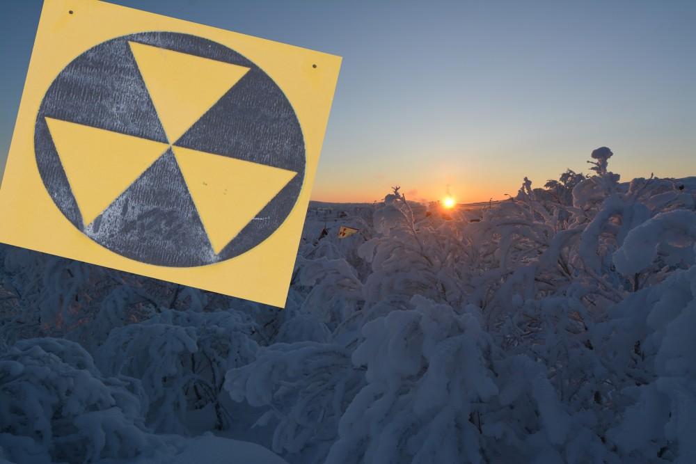 Mysterious radioactive anomaly of Iodine-131 measured across Europe in January 2017, radioactive iodine europe, radioactive anomaly iodine europe