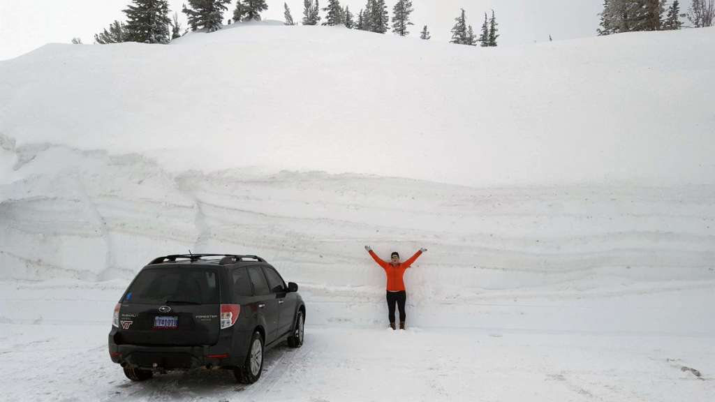 end of california drought, california snow records drought, California snowpack could bring 5-year drought to its knees, The massive snowdrifts in the Sierra Nevada could finally bring the California drought to its knees and keep skiers on the slopes long enough to celebrate the Fourth of July