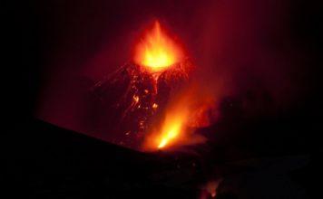 etna eruption march 2017, latest eruption around the world