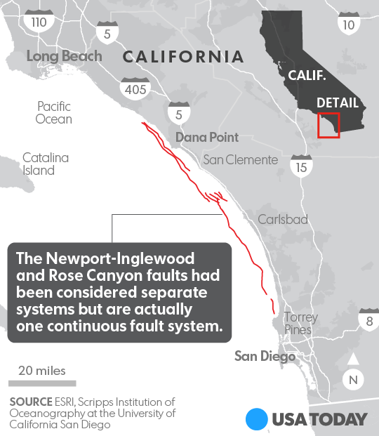 Newly identified fault line in California could unleash monster earthquake, USGS STUDY SAYS MASSIVE EARTHQUAKE ALONG SAN ANDREAS FAULT IS WAY OVERDUE IN GRAPEVINE, big one california, california big one overdue, giant earthquake california, california overdue for major earthquake