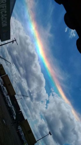 fire rainbow, paraguay fire rainbow, fire rainbow paraguay pictures, paraguay fire rainbow video, paraguay fire rainbow 2017 pictures and videos, paraguay fire pictures, fire rainbow video