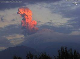 popocatepetl eruption, popocatepetl eruption march 2017, popocatepetl eruption video