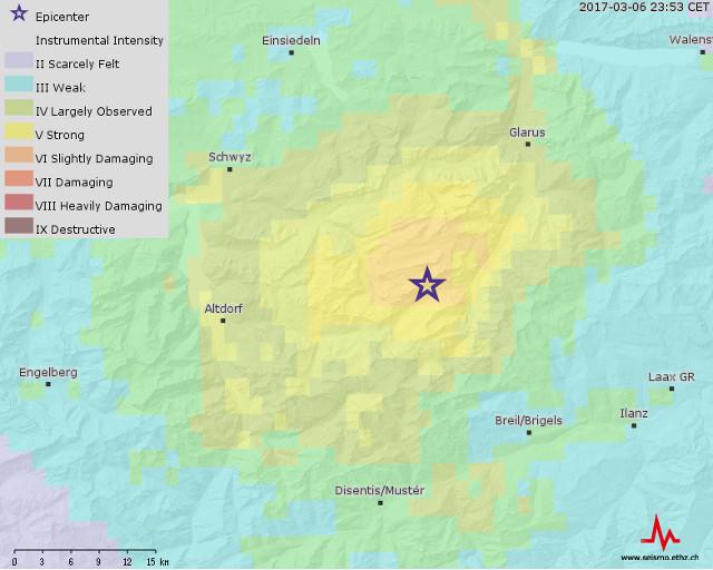 switzerland earthquake, switzerland earthquake news, largest earthquake hits switzerland on march 6 2017, Switzerland shaken by biggest earthquake for 12 years,