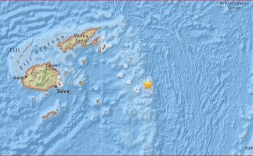 M6.0 earthquake fiji, M6.0 earthquake fiji april 2017, 2 M6.0 earthquakes hit fiji and peru within 40 minutes