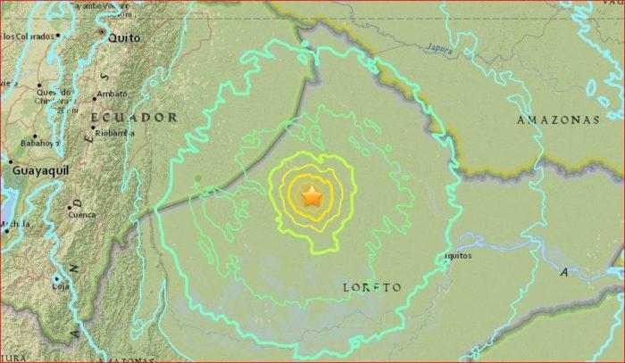 M6.0 earthquake peru, M6.0 earthquake peru april 18 2017, 2 M6.0 earthquakes hit fiji and peru within 40 minutes
