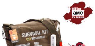 survival, survival kit, buy survival kit, best survival kit, buy The Walking Dead survival kit, The Walking Dead survival kit