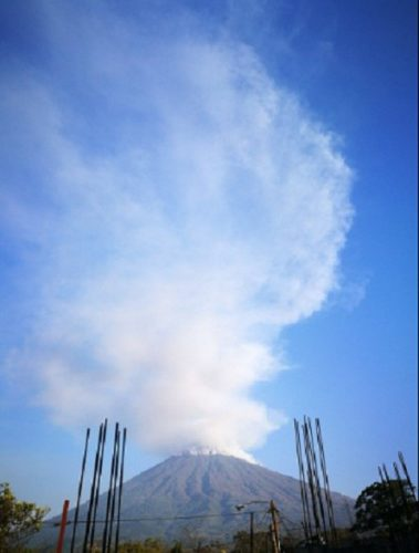 agua volcano forest fire, fire agua volcano guatemala, fire agua volcano guatemala april 2017