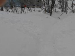 blizzard newfoundland canada april 2017, record snow newfoundland 2017, gander snow record april 2017