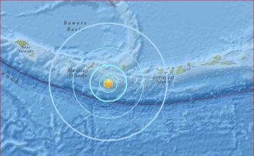 earthquake swarm little sitkin ilsand, M5.7 earthquake hits little sitkin island, little sitkin island earthquake, M5.7 earthquake followed by 3 samller quakes hit Little Sitkin Island within an hour on April 27 2017 in Alaska