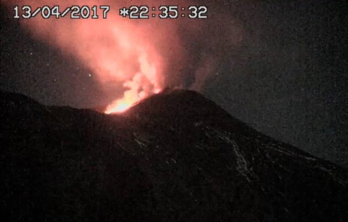 etna eruption, etna eruption video, etna eruption picture, etna eruption easter