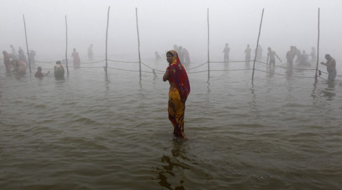 India gives Ganges & Yamuna rivers same rights as humans in bid to fight pollution, ganges river living entities